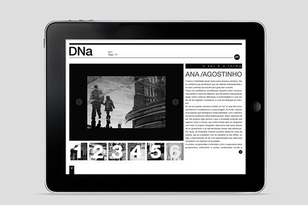 grid  pagination DNA