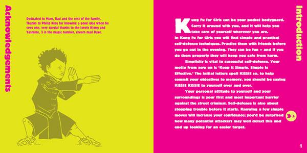 kung fu martial art book Simon Harrison