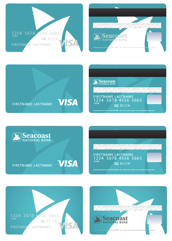 seacoast national bank debit card