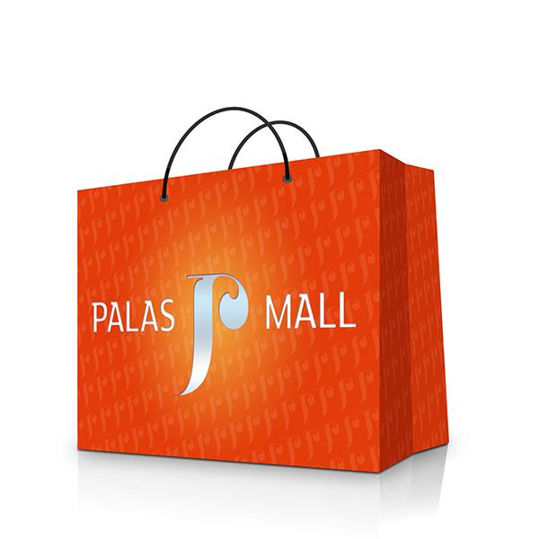 Concept Design: Palas Mall Shopping Bag on Behance
