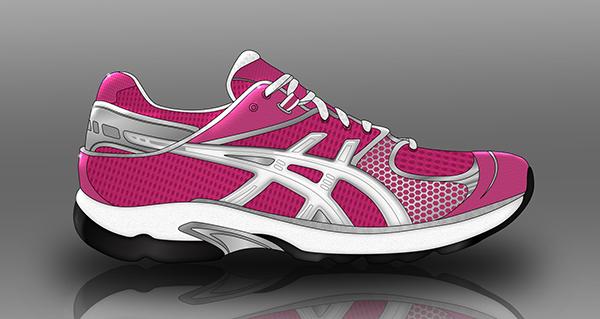 Asics Fencing Shoe Concept on Behance