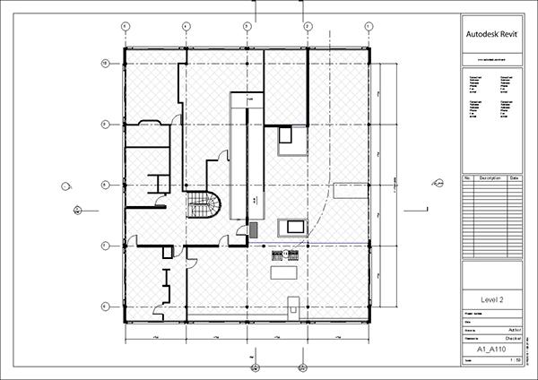 Villa Savoye Le Corbusier Floor Plan Villa Savoye Revit Mod...