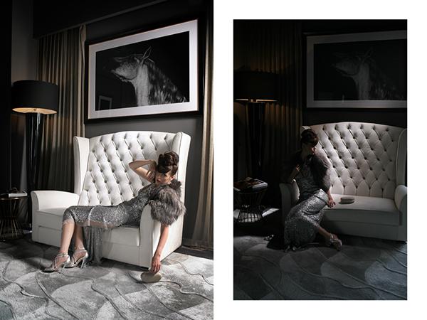 model fashion femme portrait fashion photography beauty styling  VANESSA BARIOS EDOARDO VAROTTO