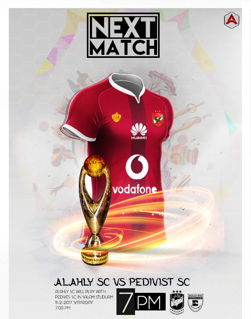 ALAHLY VS BEDIVEST PROJECT on Behance