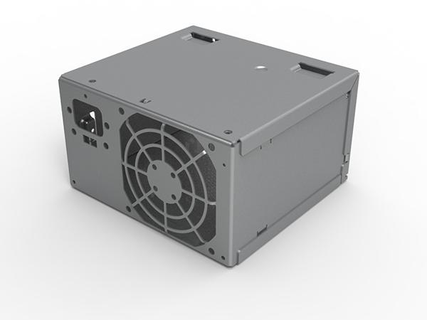 Power Supply Casing 3d Cad Sheet Metal On Behance