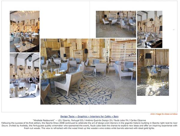 restaurants graphics  Paulo lobo