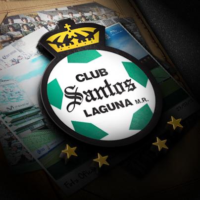 Club Santos Laguna 2014 30 Años Club Santos Laguna on