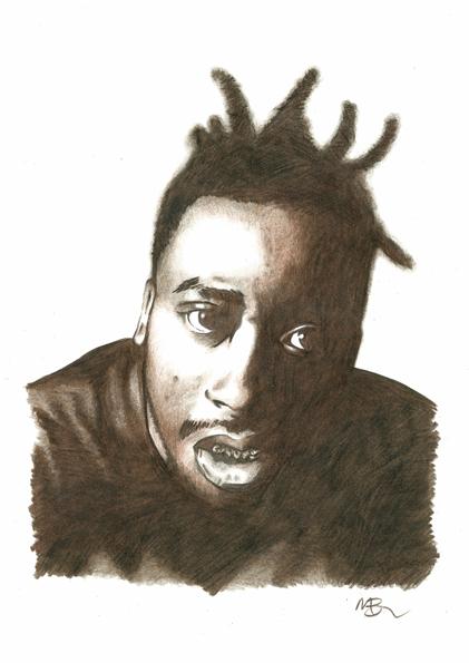 Hip Hop Portrait Sketches on Behance