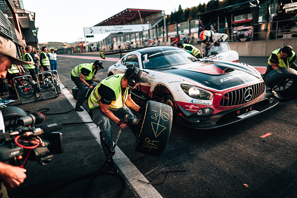 24h GT Series | Spa Francorchamps