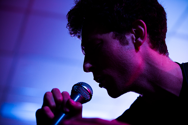 live music anu ANUSA canberra Bush Week concert live photography concert photography