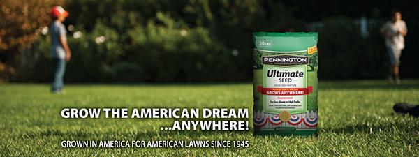 grass seed bag walmart pennington