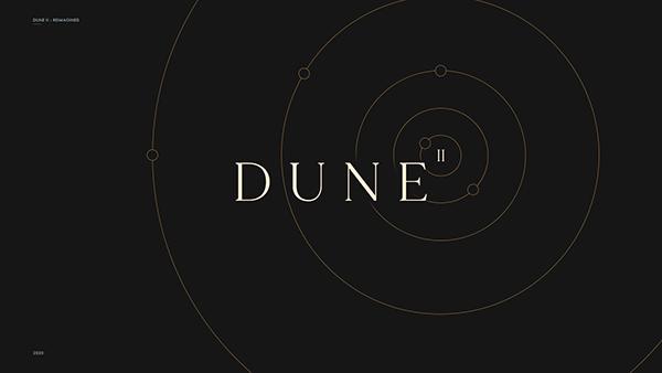 DUNE II - Reimagined