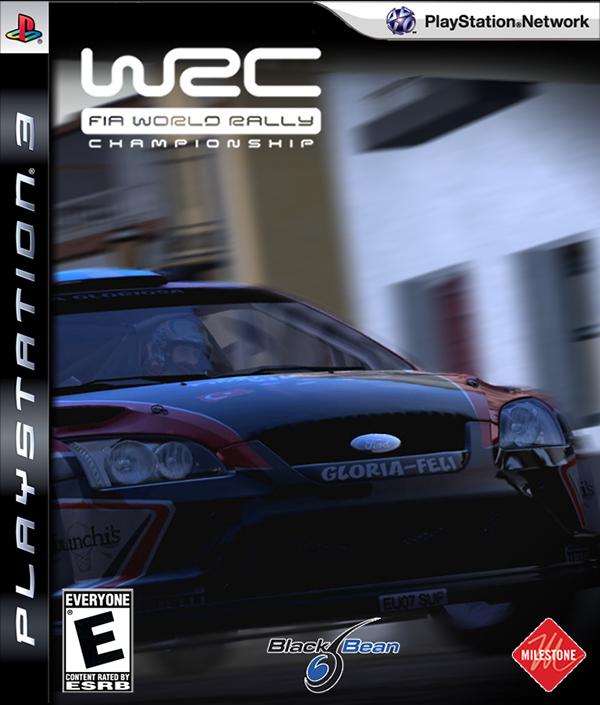 Powerslide Pc Game: WRC Art Direction //PS3/X360/PC// On Behance