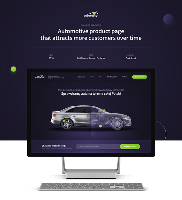 Autotesto – leader in selling car services online