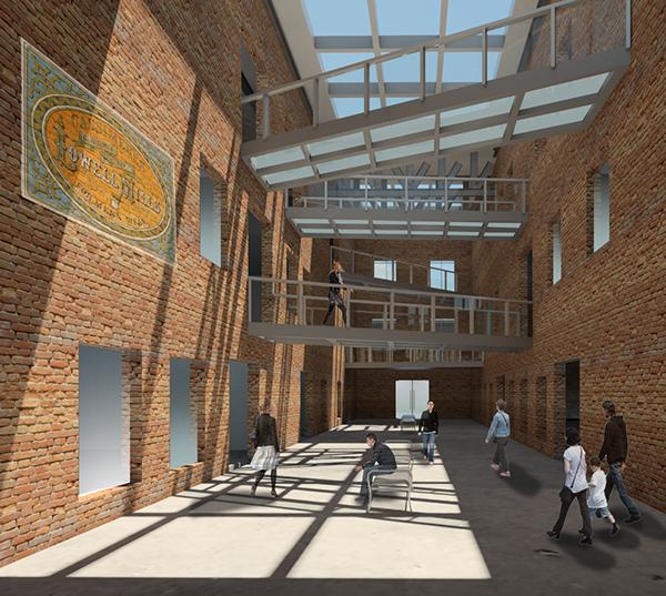 Philadelphia Industry And Textile Museum On Philau Portfolios