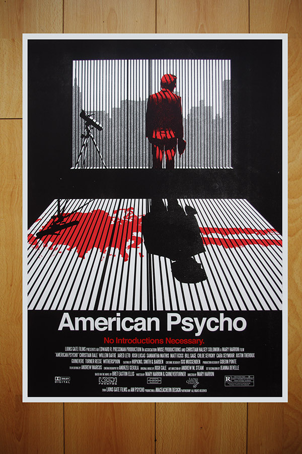 an introduction to the analysis of american psycho American psycho is the story of patrick bateman, a rich, arrogant, twenty-something yuppie in 1980's new york, who also happens to be an insane serial killer he is the.