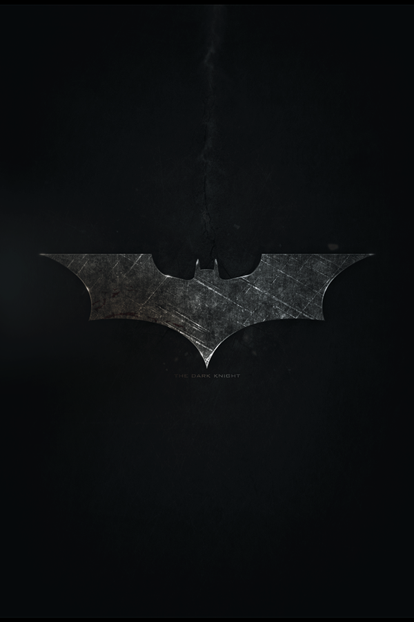 Batman The Dark Knight Poster On Behance