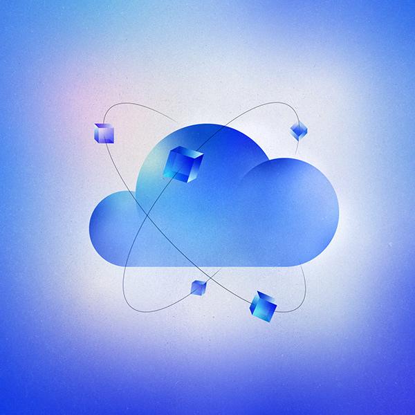 Cloud Services Illustrations