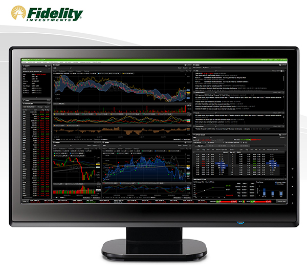 Comments on Fidelity Active Trader Pro