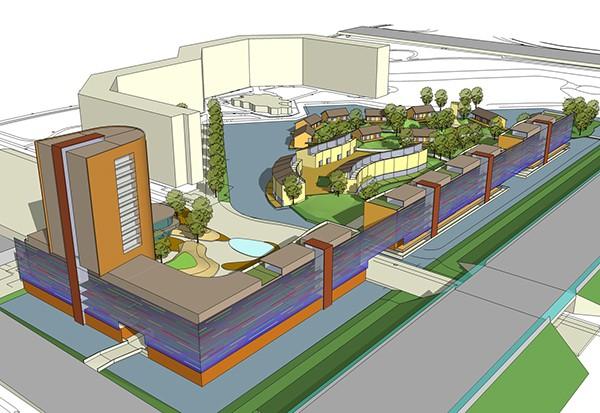 housing,urbanism