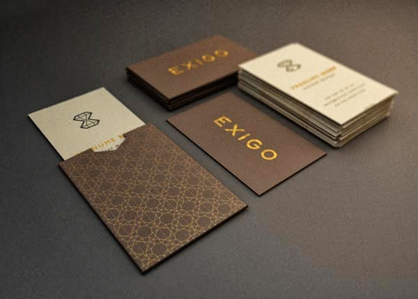 Design business cards on behance reheart Choice Image
