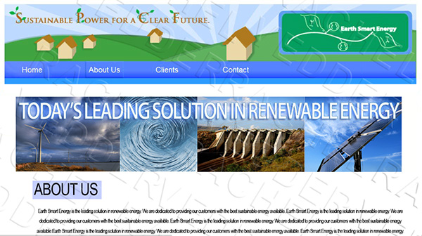 Websites Created With Dreamweaver Website Design Created in