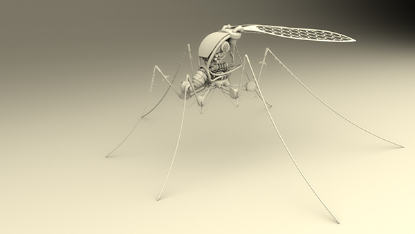 Mosquito Drone On Behance