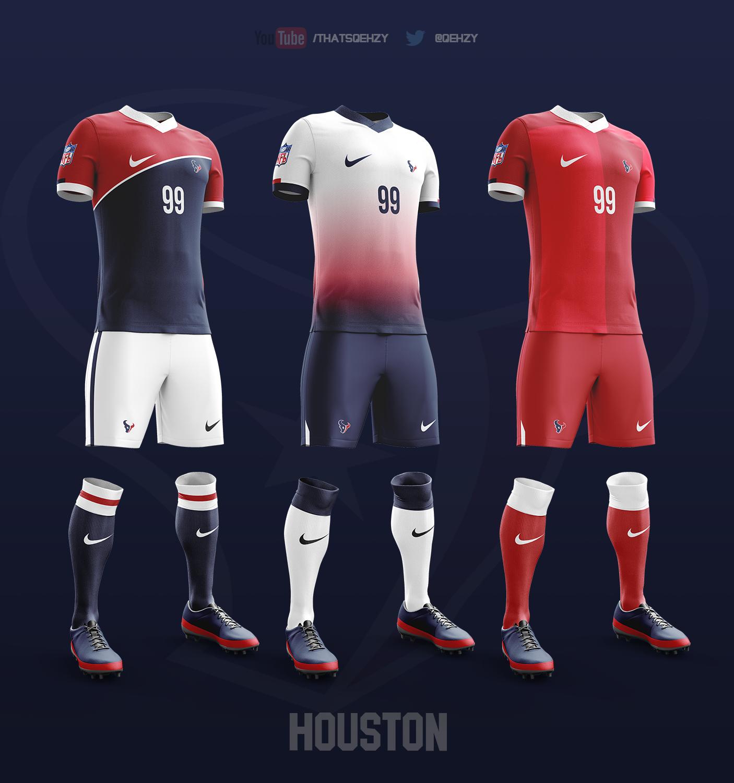 794349385a6 NFL Soccer Kits on Behance