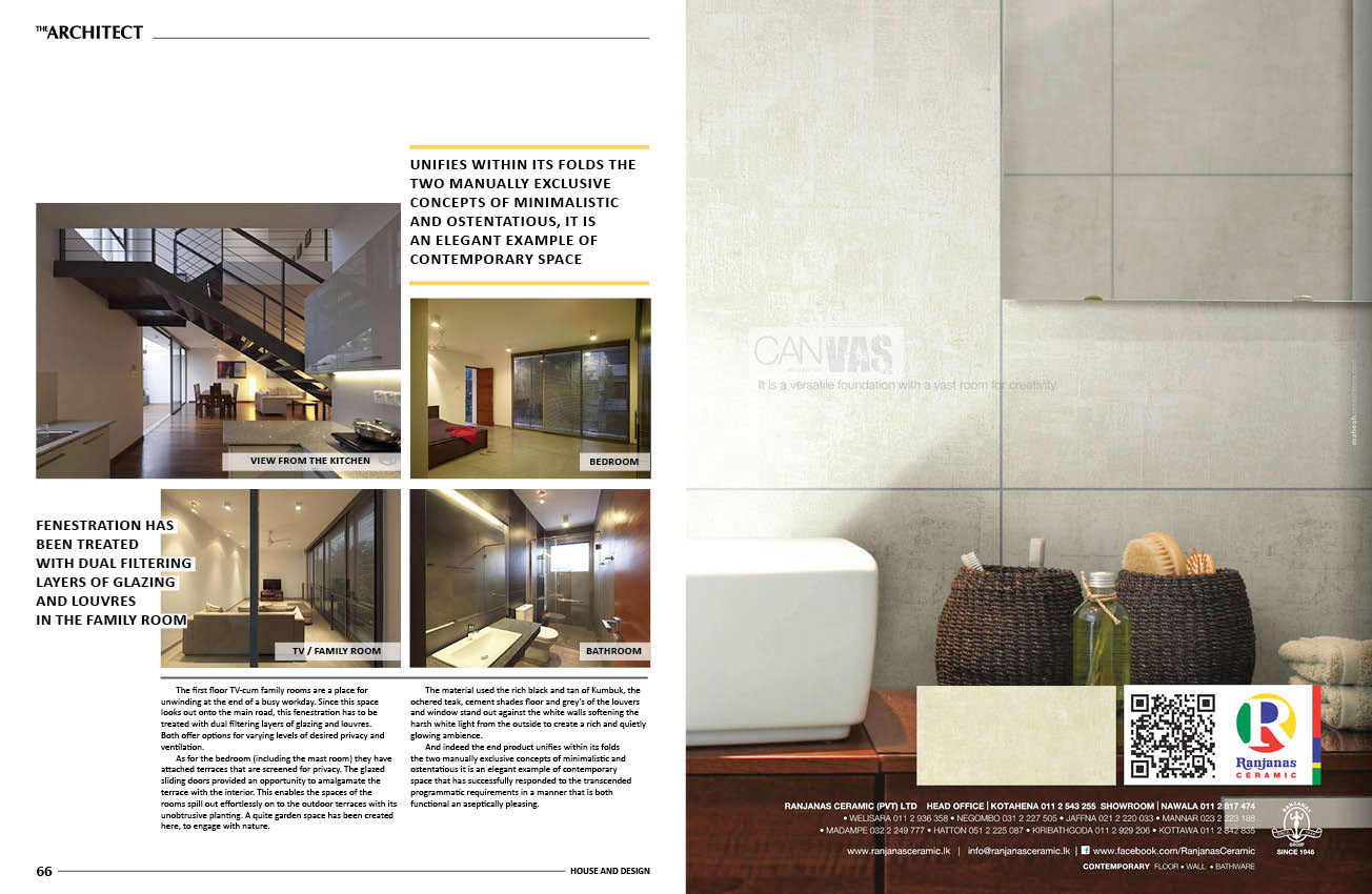 Re Design The Architect Magazine On Behance
