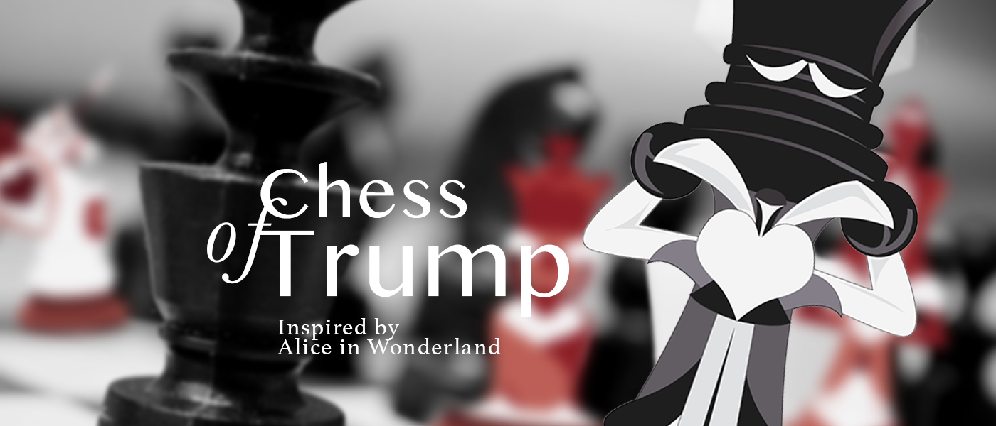 Chess of trump on behance character icon design project for a staunton chess set biocorpaavc Gallery