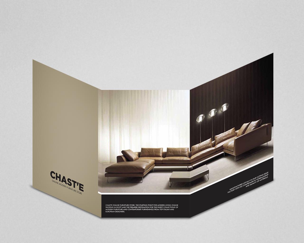 CHASTu0027E Furniture Store On Behance