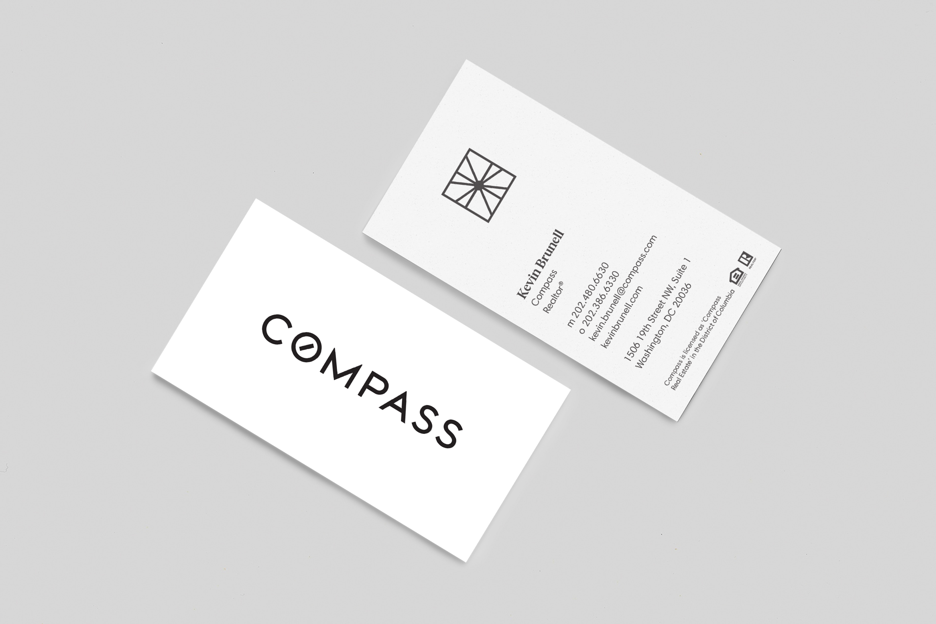 Compass realtor branding on behance reheart Image collections