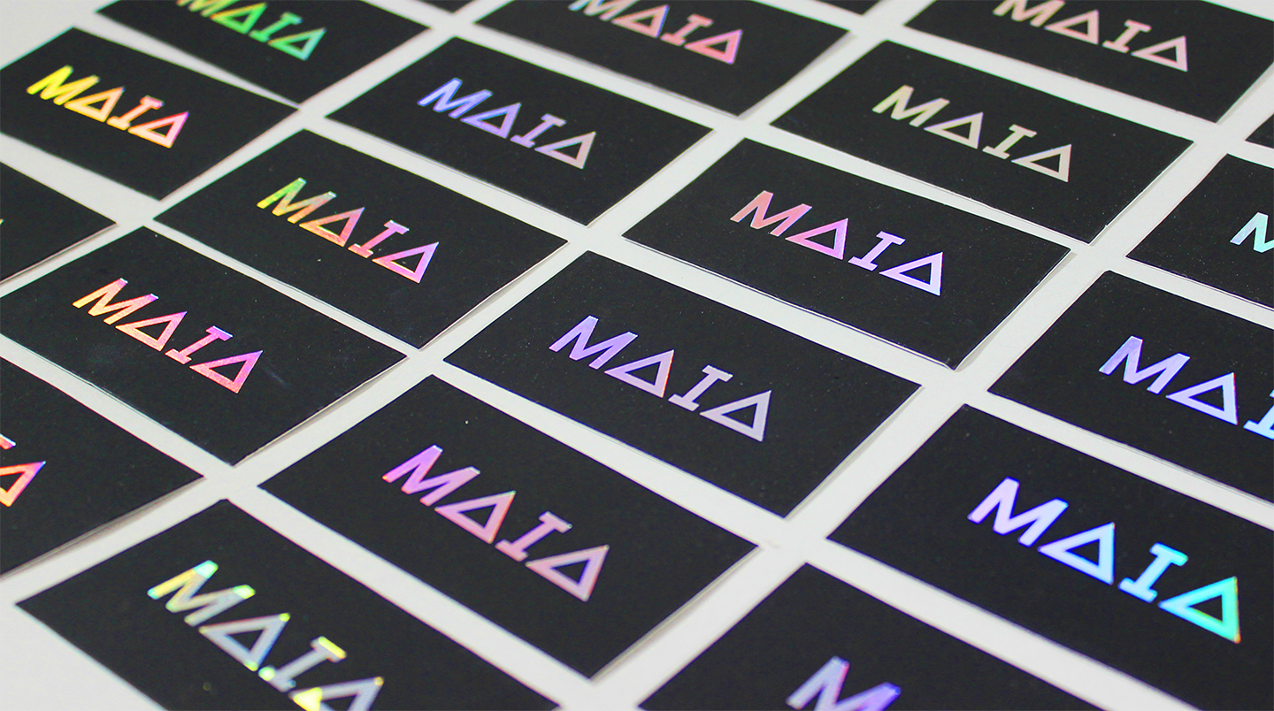 foil stamped business cards on behance - Foil Stamped Business Cards