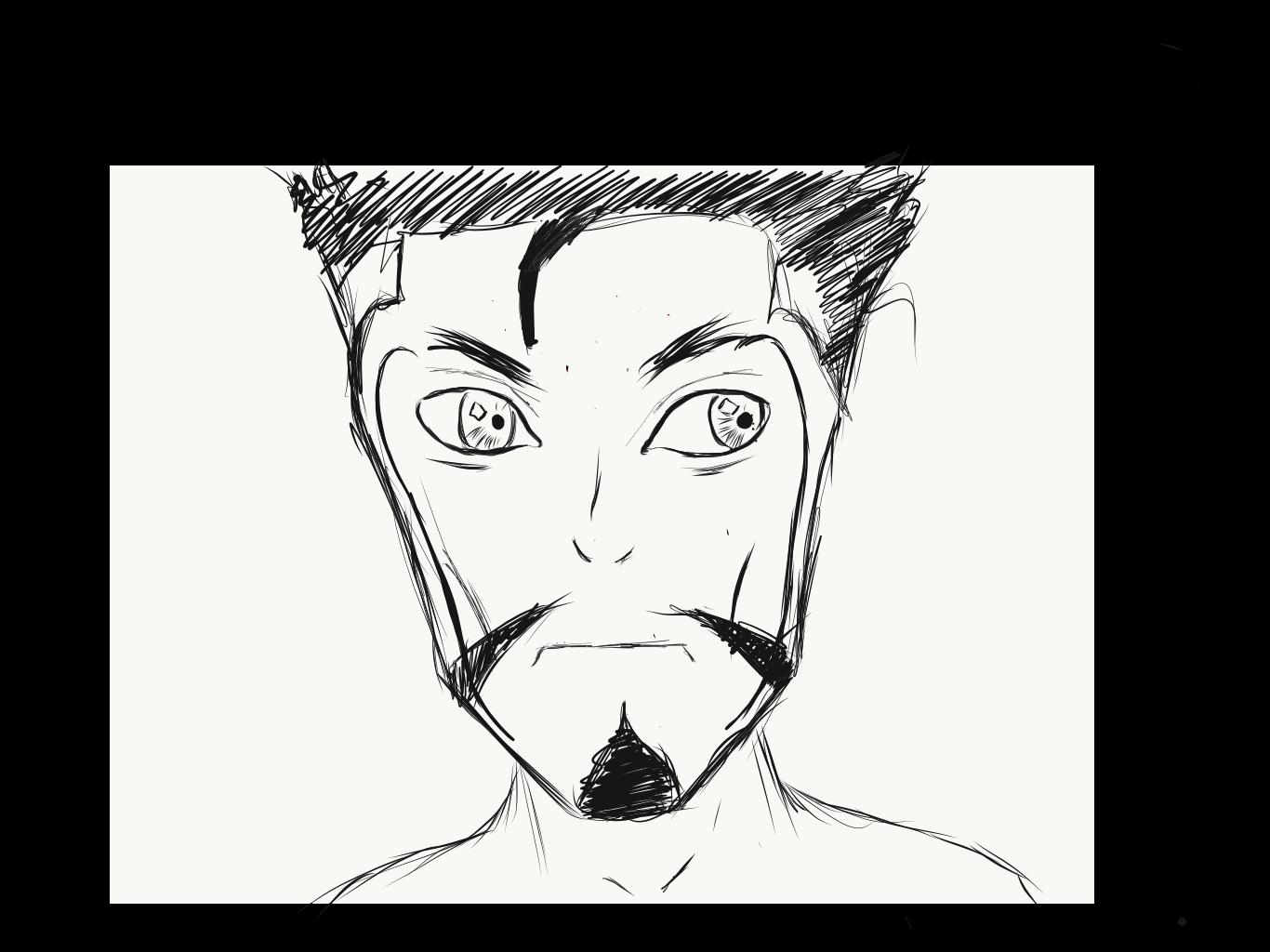 Face Sketch On Behance