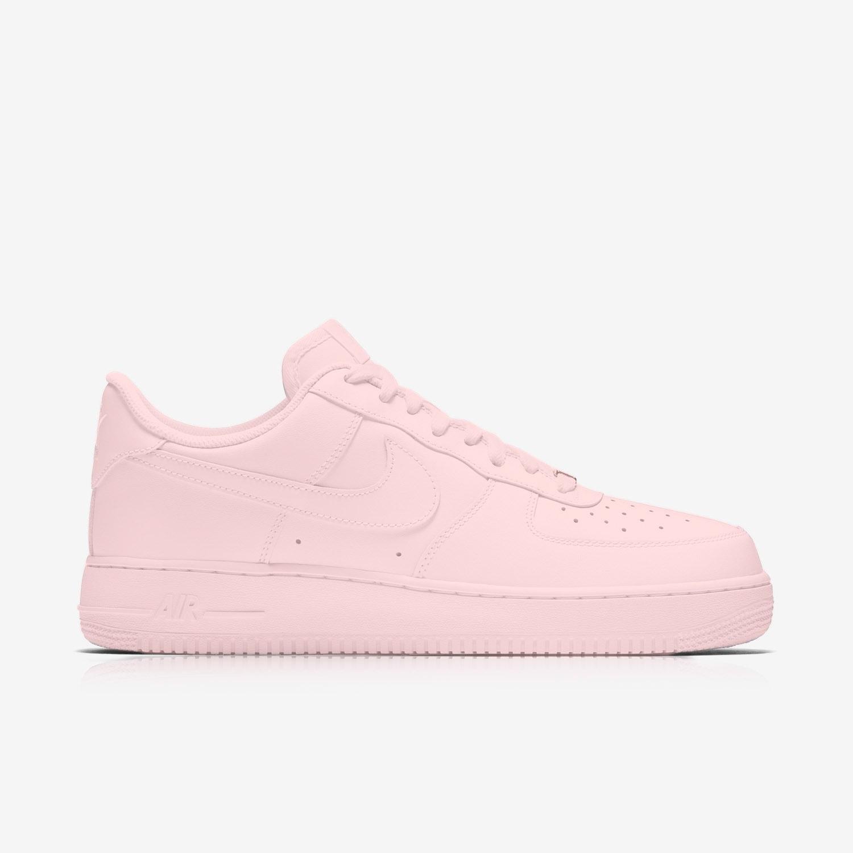 nike air force 1 rosa pastel