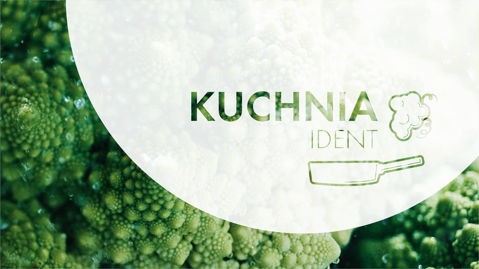 Kuchnia Channel Branding On Behance