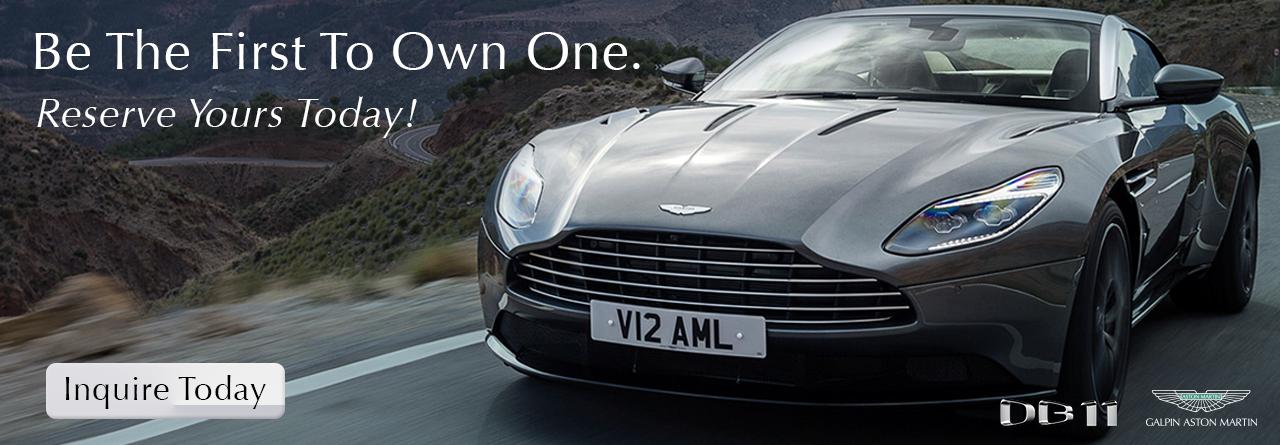 Aston Martin Site On Behance - Galpin aston martin inventory