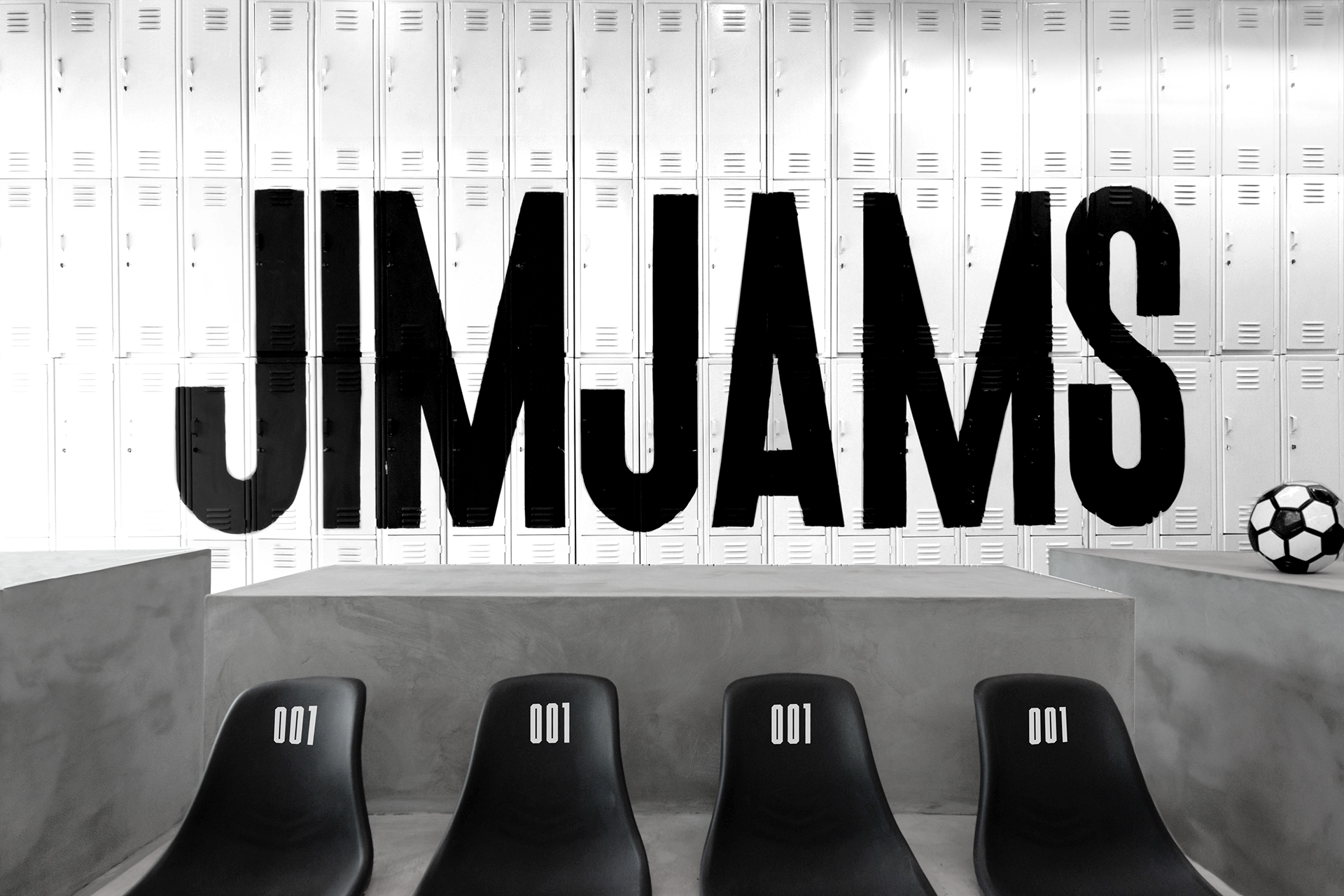Architecture & Interior Design: JimJams Store