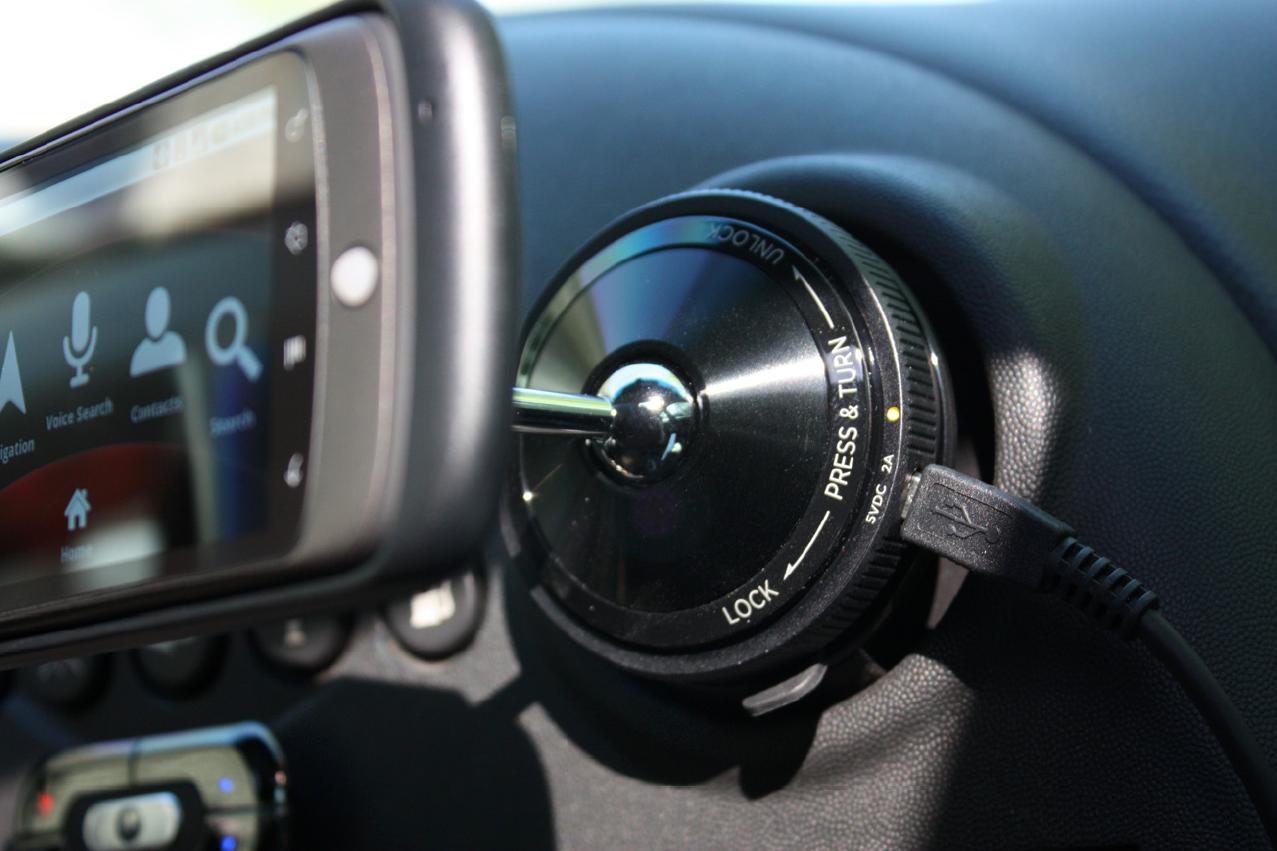 Donn Koh Studio - Google Nexus One Car Dock