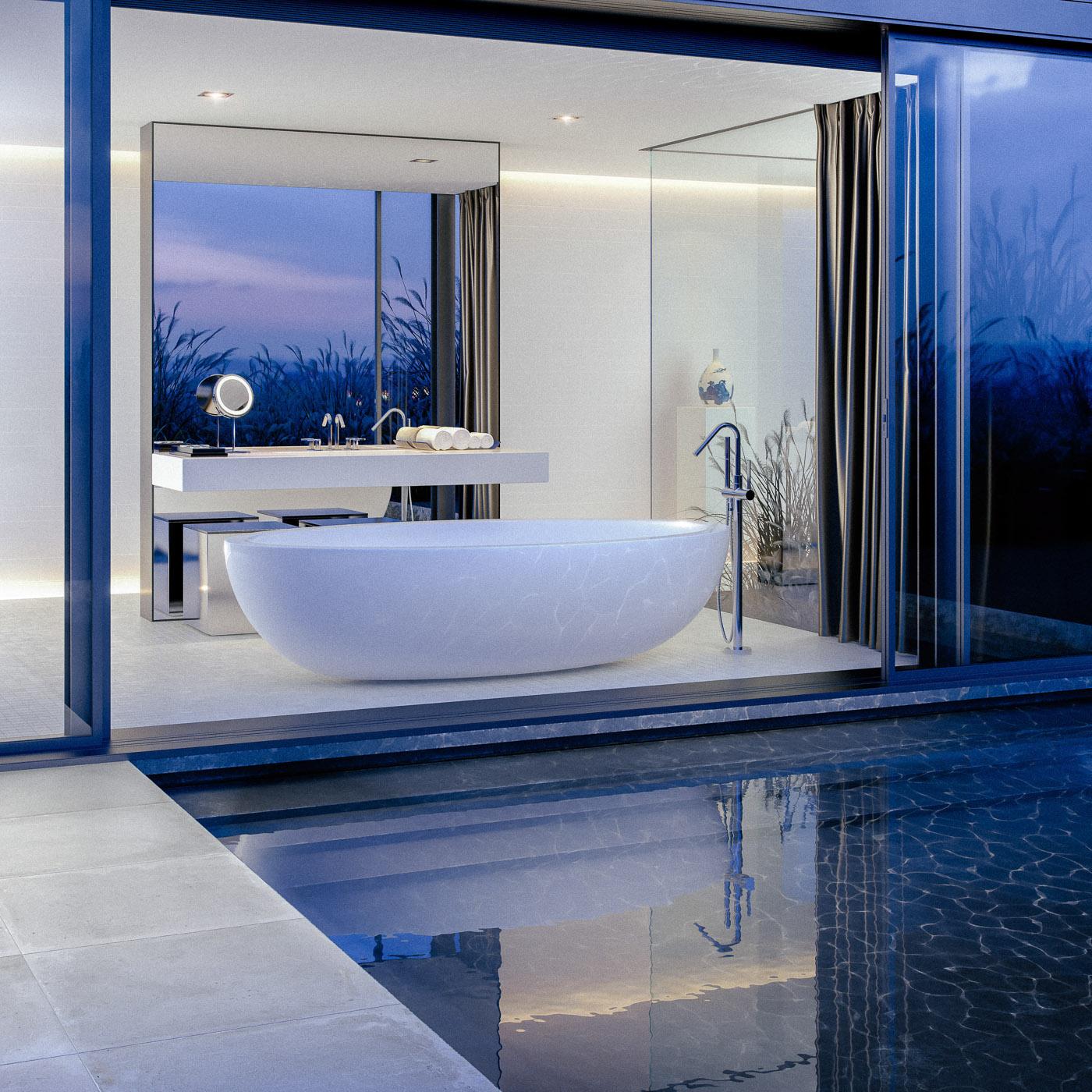 Luxury Properties II on Behance