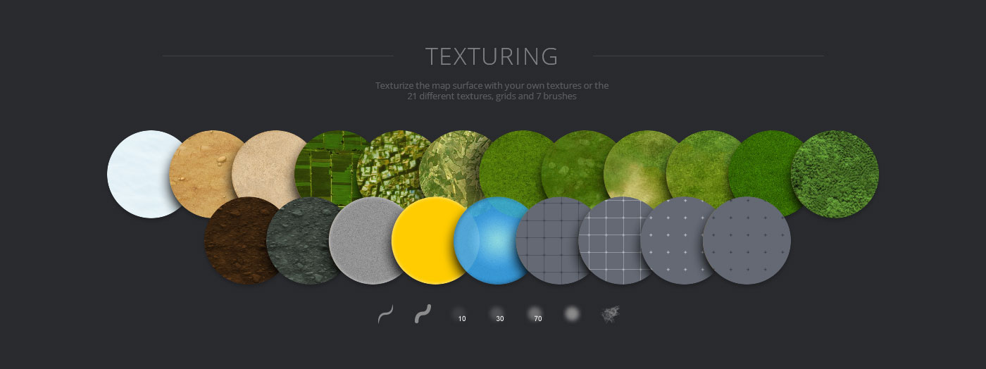 3D Map Generator - Terrain on Behance