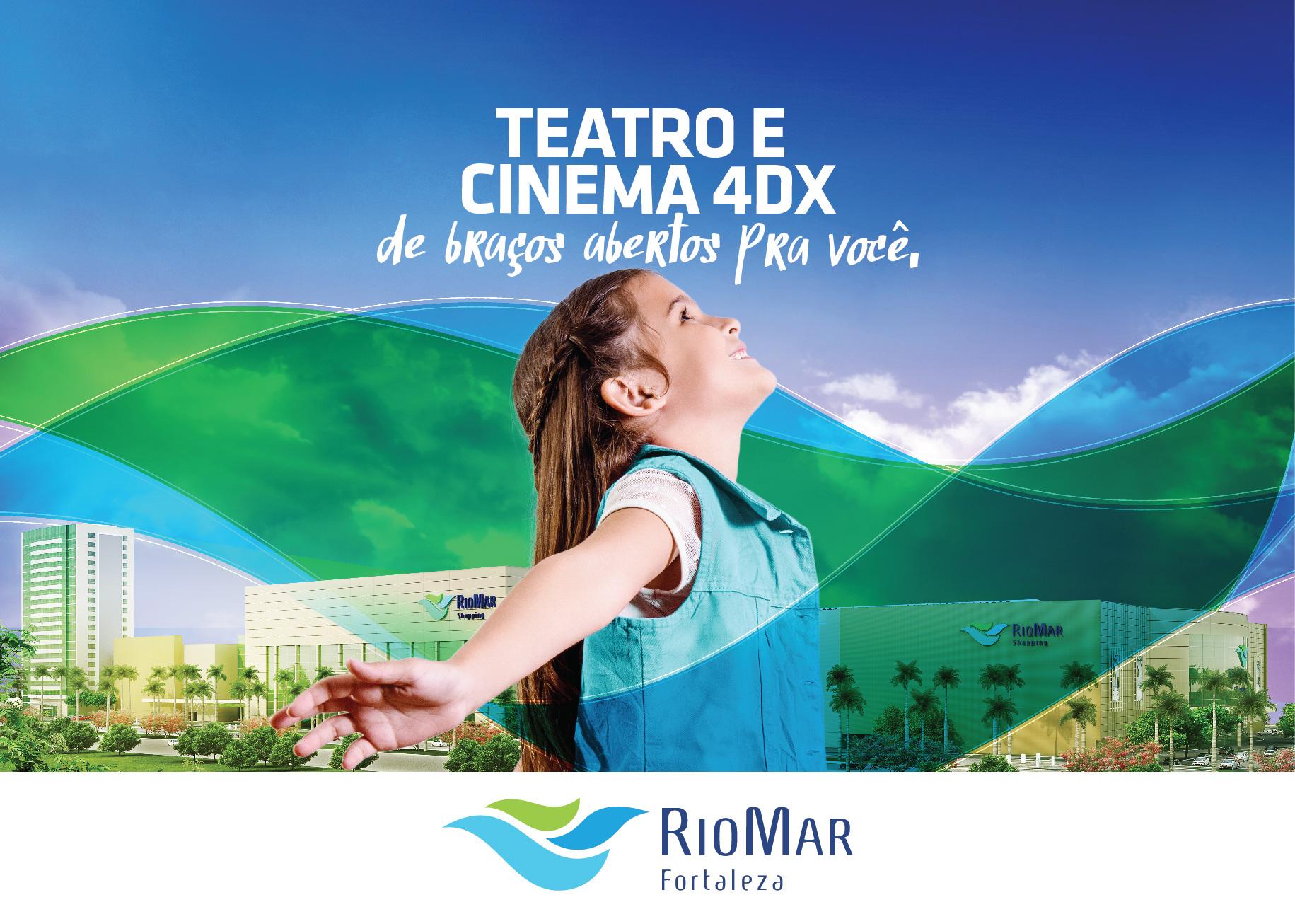 ae8af862bdb RioMar Fortaleza - Campanha de Inauguração on Behance
