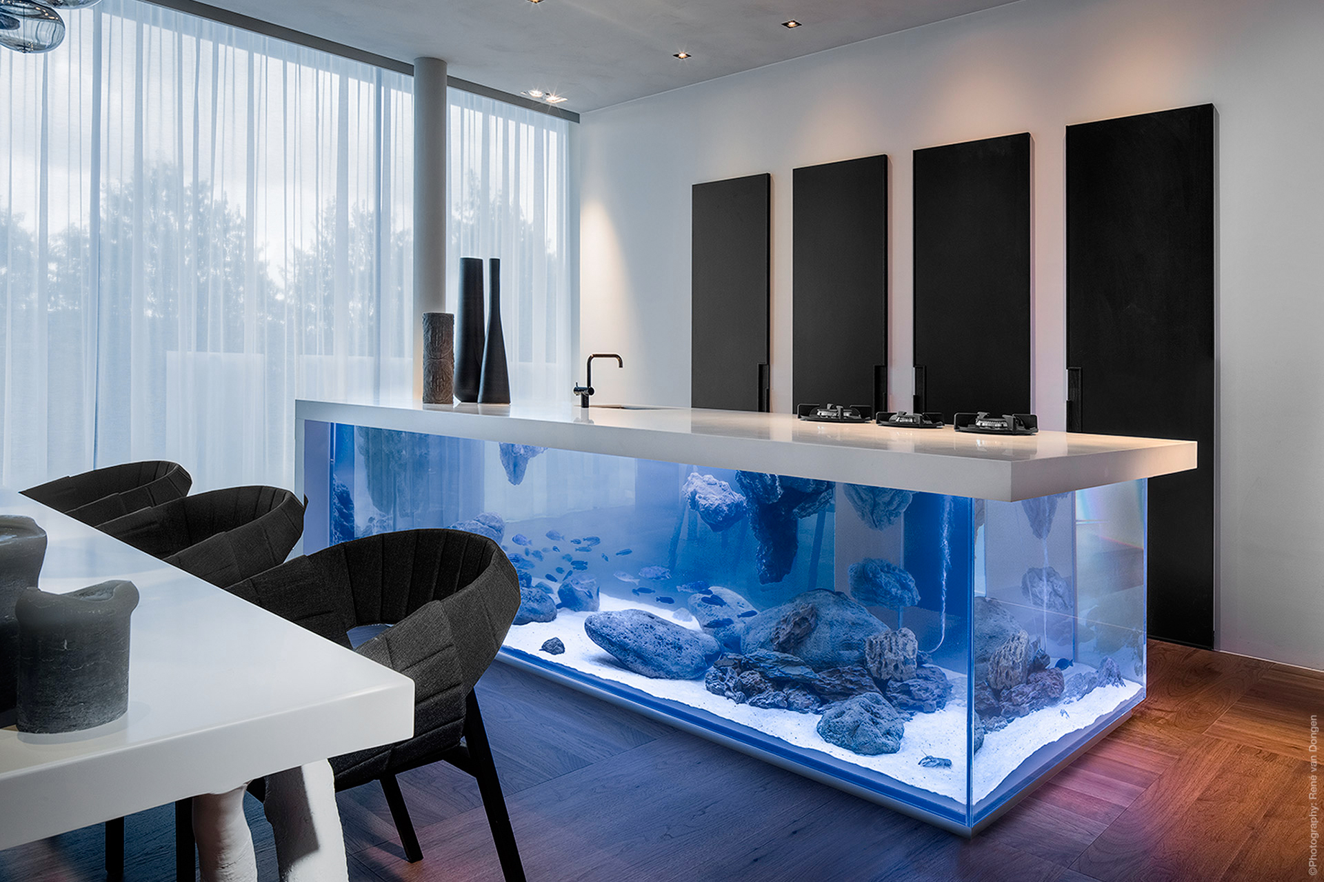 Rene van Dongen - interior photography: Ocean Kitchen