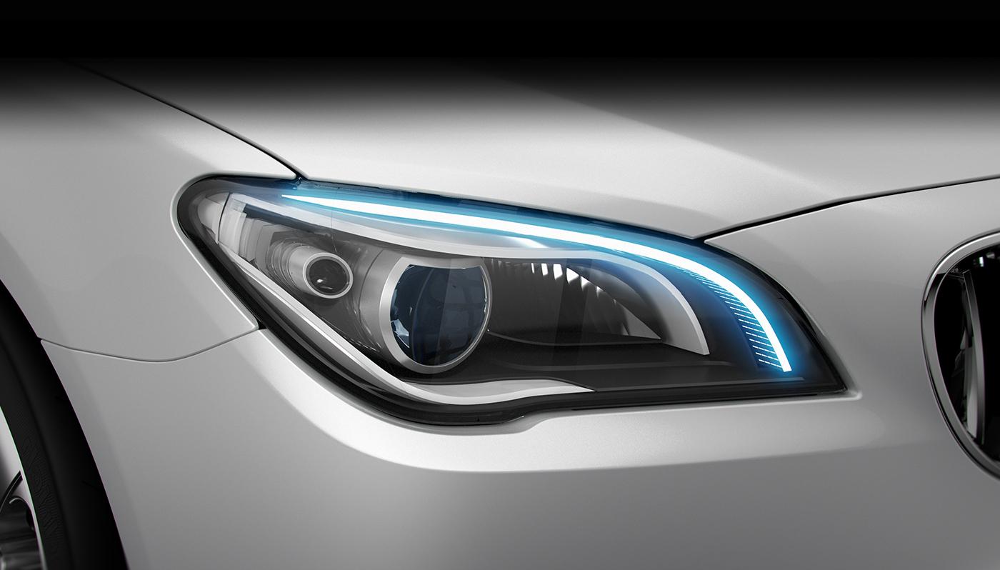 Headlight Design Zkw Pixel Lite V39 On Behance