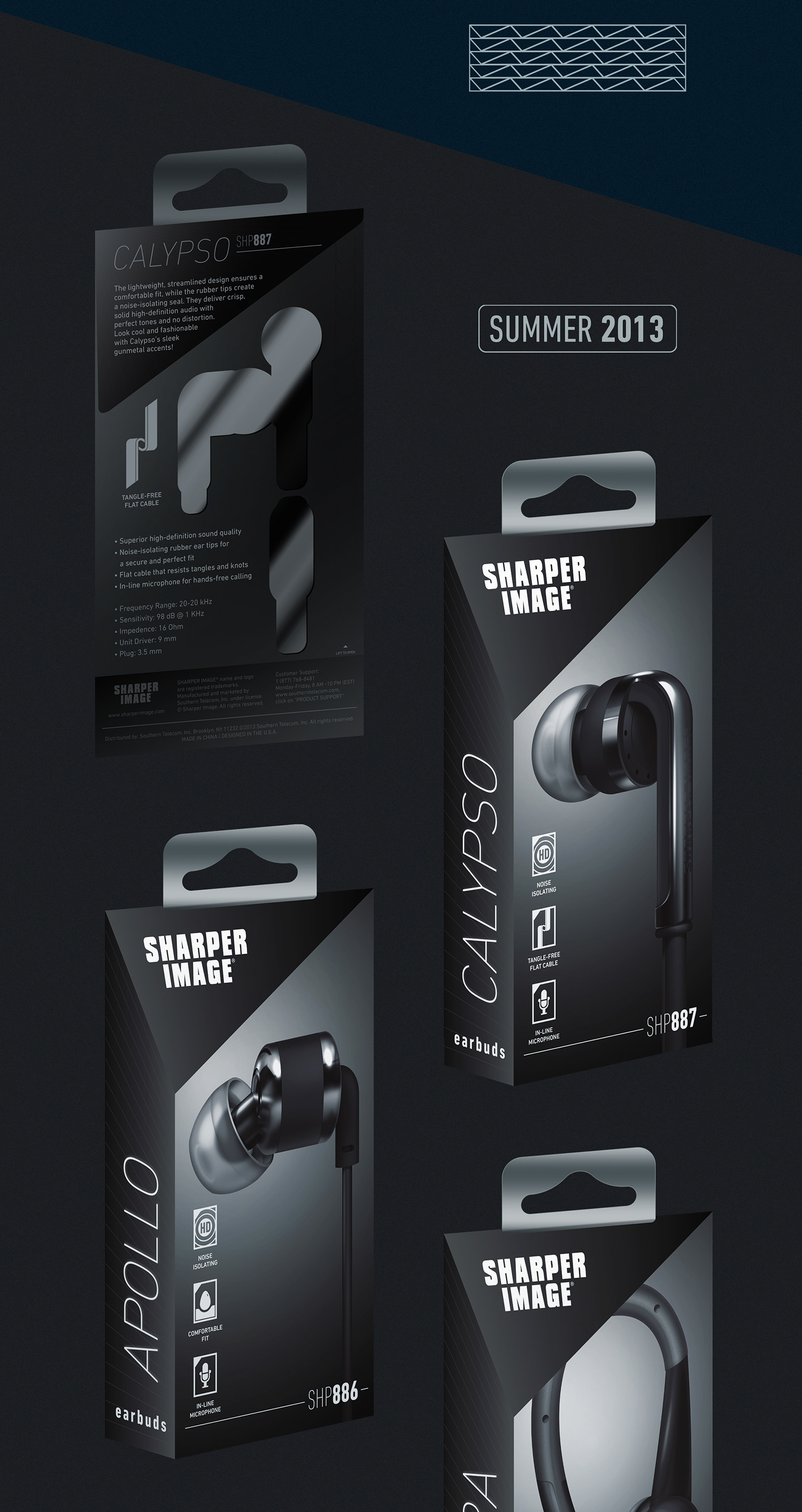 SHARPER IMAGE - Phase 1 on Behance