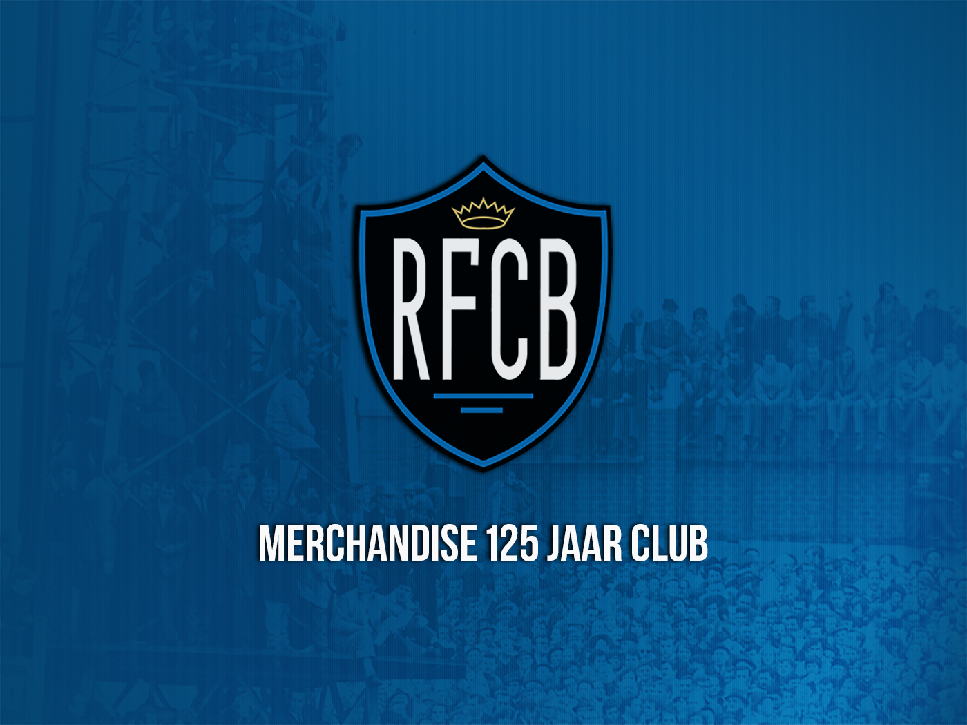 125 Jaar Club On Behance