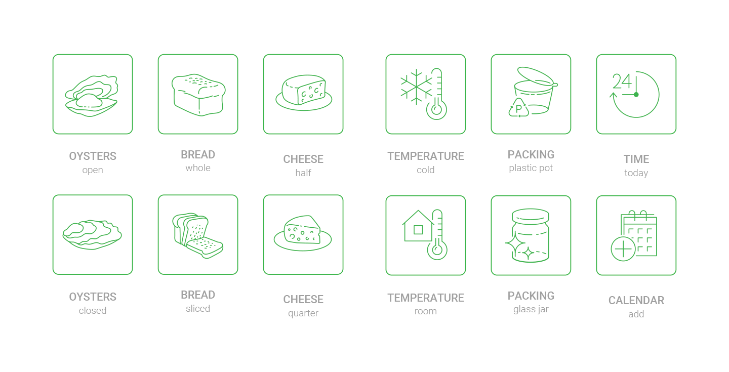 Iconography Guidelines Inspiration