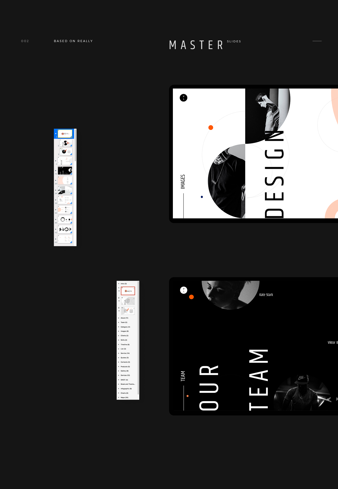 PLANETS - FREE Presentation Template on Behance