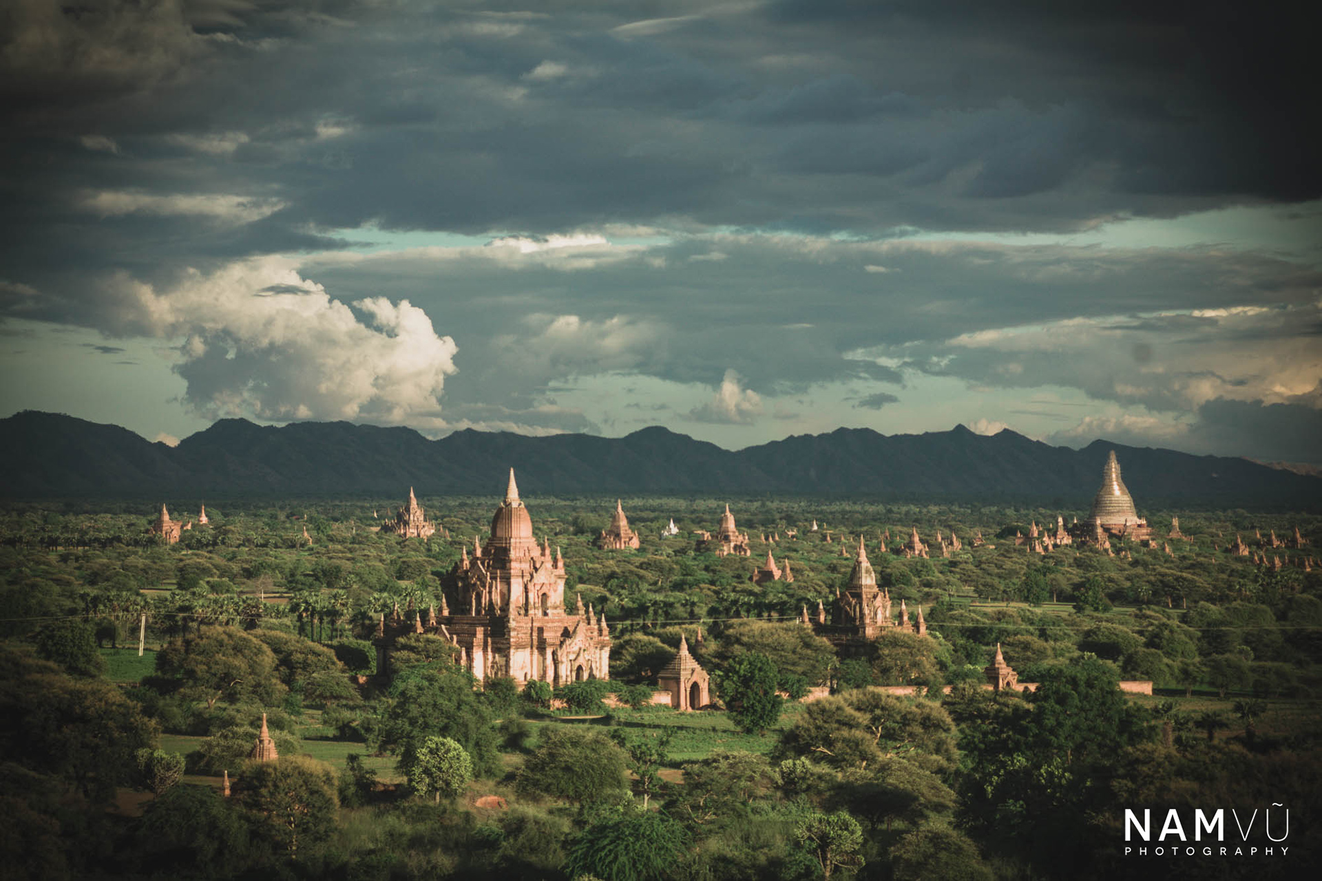 Trip to Burma (Photos)