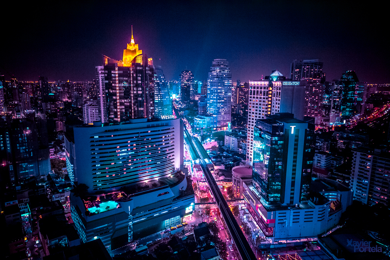 Photography: #BANGKOKGLOW Series with Xavier Portela